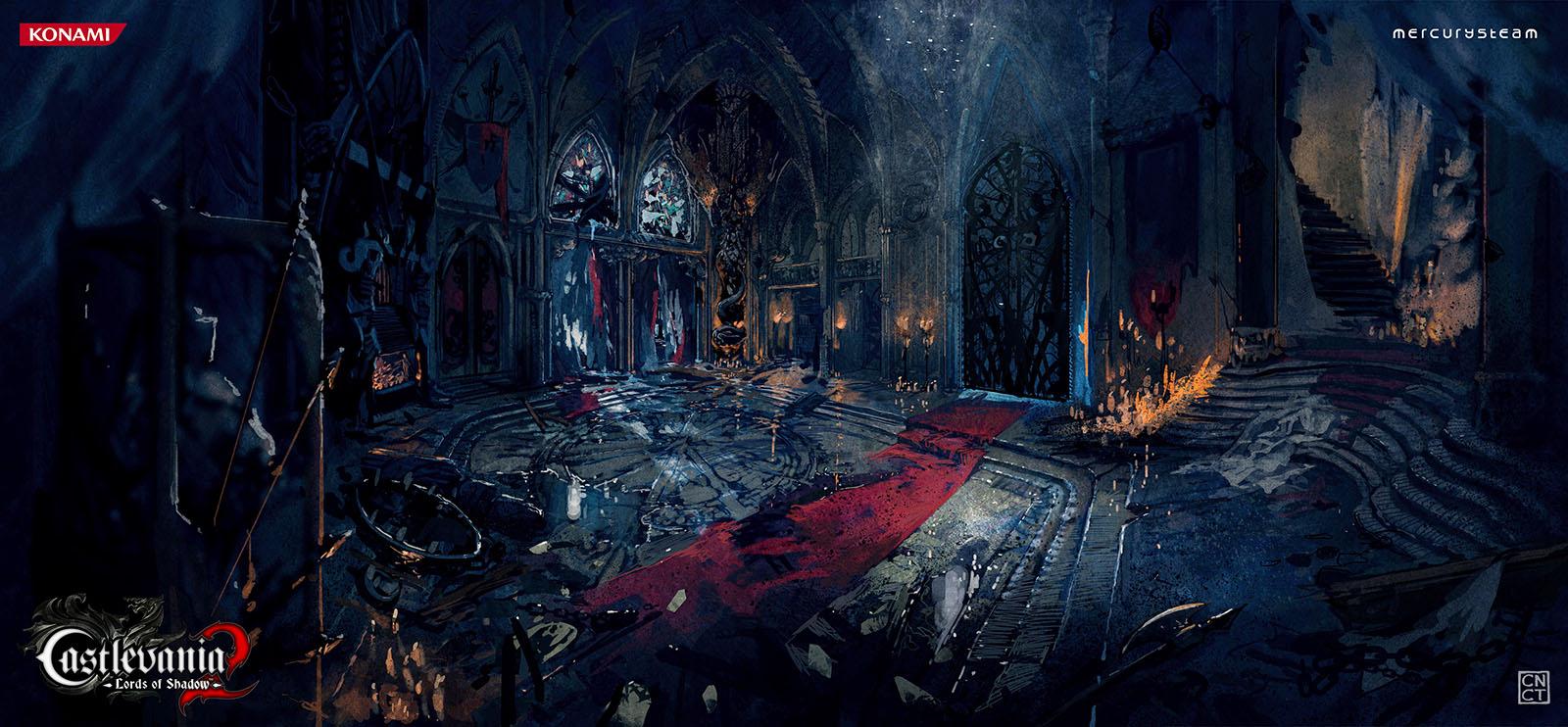 Lords Long Room Paintings