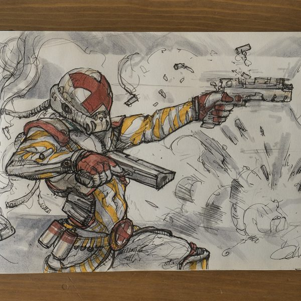 Shooter-X