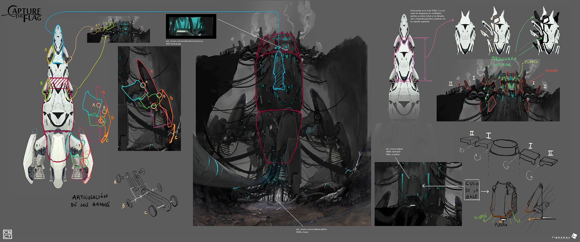 Portfolio Concept Art – CarlosNCT